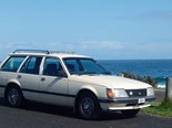 1982 Holden VH Commodore SL/X wagon road trip - Our Shed