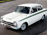 1965 Lotus Cortina tribute
