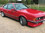 BMW M635 CSI + Chev Bel Air + Chev SS sedan - Auction Action 439