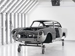 Aston Martin DB5 enters production (again!)