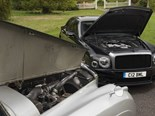 Final Bentley 6¾ V8 built after 61 years of service