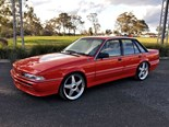 1987 Holden Commodore VL Calais – Today's Tempter