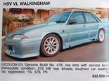 HSV VL Walkinshaw + Chrysler Galant + Ford Landau - Ones That Got Away 440