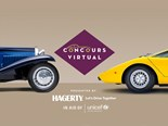 Even the car concours has gone virtual in 2020, thanks to Hagerty