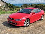Holden Monaro CV8 out of hibernation - Our Shed
