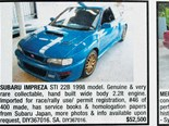 Subaru WRX STi 22B + Falcon EB XR8 + Holden VK Berlina + HQ GTS Monaro - Ones That Got Away 441