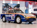 Jacky Ickx's 1985 Paris-Dakar Porsche 959 for sale