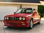 Time-capsule 1988 BMW E30 M3 sells for AU$352,000