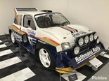 Group B 1985 MG Metro 6R4 for auction in Tasmania