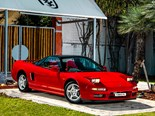 Perfectly restored Honda NSX-R on offer for whopping AU$400,000