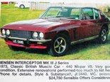 Jensen Interceptor + 1965 Corvette + HDT VC Brock + XL Falcon wagon - Ones That Got Away 442
