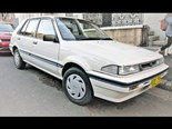 1990 Nissan Pulsar N13S2 GX – Today's Tempter