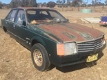 1979 Holden VB Commodore Paddock-Find - Our Shed