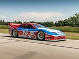 1989 Nissan 300ZX IMSA GTO racecar for auction