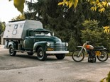 Steve McQueen's 1962 Chevrolet 3800 camper for auction