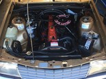 Holden VB Commodore engine bay cleanup