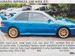 Subaru WRX 22B STi + Ford Escort RS2000 + Nissan Skyline GTS - Ones That Got Away 444