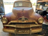 Adelaide Auto Expo features shed-find auction