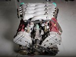 Japanese auction house to sell F40 engine and various super-rare spares