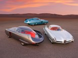 Bertone Alfa Romeo B.A.T Concepts sold for AU$21 million