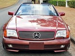 1993 Mercedes-Benz SL500 – Today's Tempter