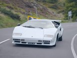 Watch Ferruccio Lamborghini's Countach be prepared for its new owner