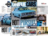 Unique Cars Magazine #446 on sale now!