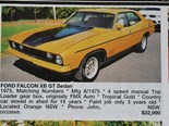Falcon XB GT + Commodore VN SS + VW Beetle - Ones That Got Away 446