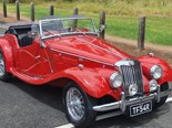 Today's Classic Tempter – MG TF
