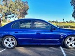 Tickford AUII Falcon - today's Aussie Muscle tempter