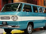 Corvair van - today's sixties tempter