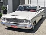 Ford Fairlane Compact Coupe – Today's tempter