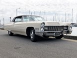 Cadillac Coupe de Ville – today's land yacht tempter