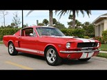 Ford Mustang Fastback - today's American Muscle tempter