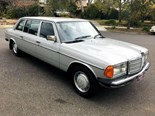 Mercedes-Benz W123 8-seater - today's tempter