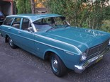 Ford Falcon XT wagon - today's tempter