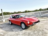Datsun 260Z - today's sporty tempter