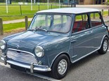 Morris Mini - today's sixties tempter