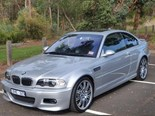 BMW E46 2005 M3 - today's performance tempter
