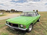 Holden HJ Monaro sedan - today's tempter