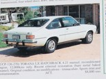 Torana LX hatch + Chrysler Charger E49 + Isuzu Bellett GT - Ones That Got Away 450