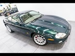 Jaguar XKR - today's Brit tempter