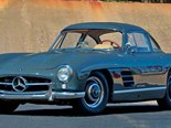 Mercedes-Benz 300SL Gullwing + Mazda RX-7 + Honda Accord coupe - Auction Action 451