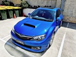 Subaru WRX STi Spec R - today's rare tempter