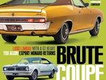 Landau, Monaro, Porsche and Chrysler turbine feature in new Unique cars mag