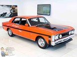 Ford Falcon XW GT - today's tempter