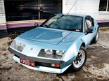 Jeff Bee's 1979 Renault Alpine A310