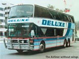 Truly, Deluxe provided 'Blue Ribbon Service' around Australia.