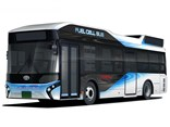 The Fuel Cell buses will be sold for the first time in Japan in early 2017.