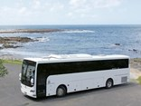 Country coast cruiser Scania-Volgren's school and charter bus
